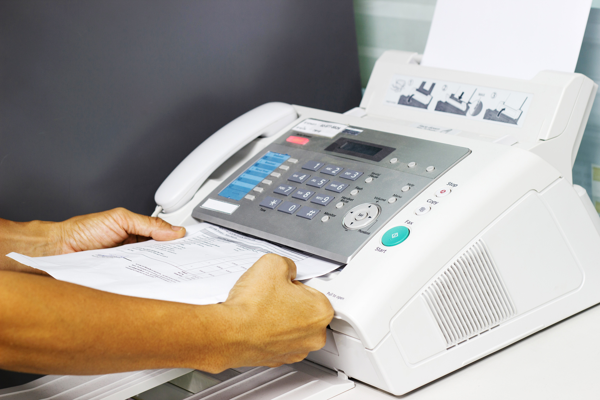 Fax Services Near Your Location